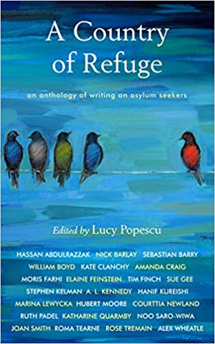 A Country of Refuge front cover